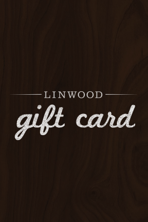 Linwood Handcrafted Gift Card, Handcrafted wooden cutting boards for the kitchen