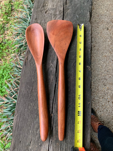 CUSTOM LISTING Spoon & Spatula for Rita