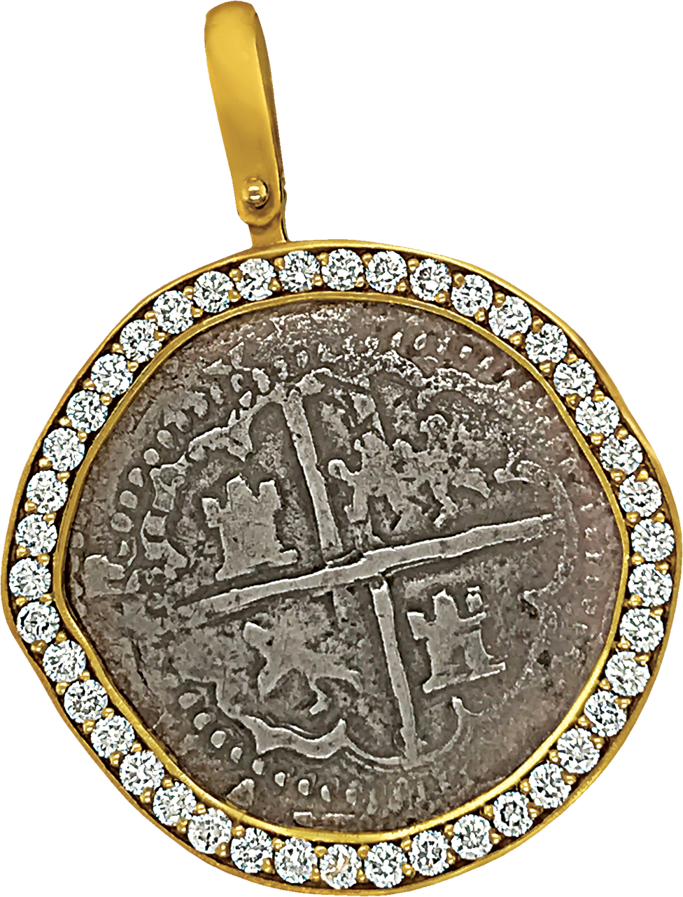 Treasure Coin & Artifacts featured jewelry item