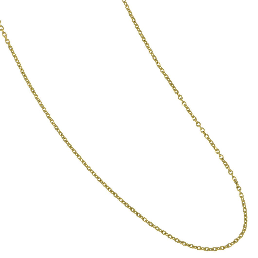 14K Yellow Gold 16-18