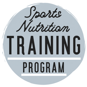 SPORTS NUTRITION TRAINING PROGRAM
