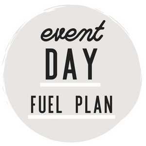 EVENT DAY FUEL PLAN