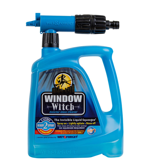 Window Witch Exterior Glass & Window Cleaner 2L