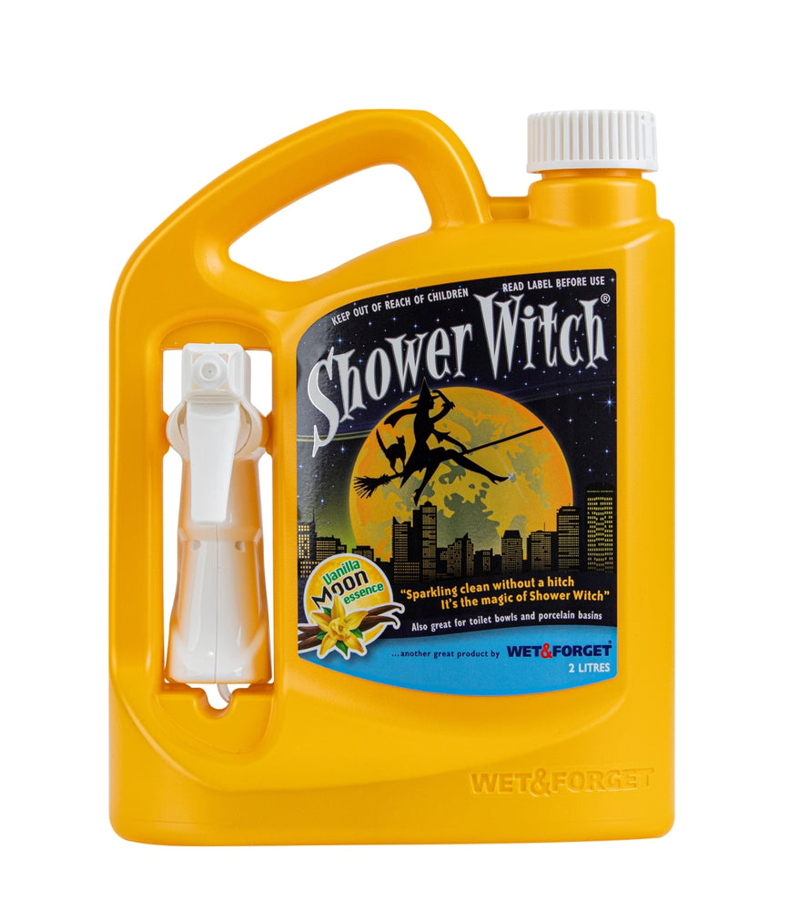 Shower Witch Bathroom & Shower Cleaner 2L