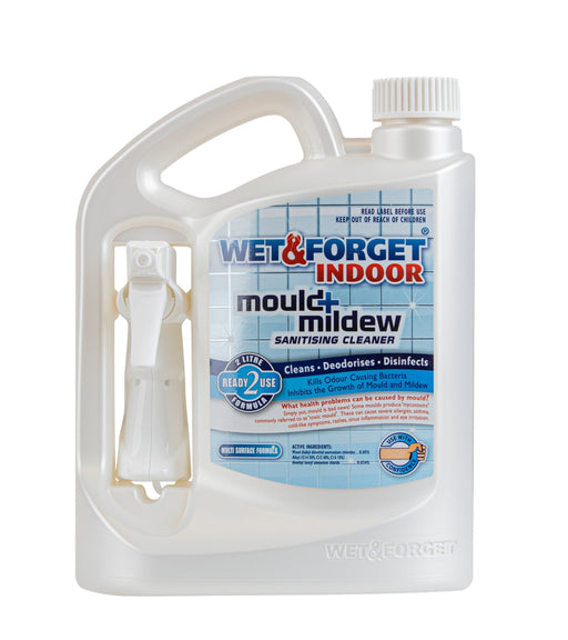 Wet & Forget Indoor Mould & Mildew Remover 2L