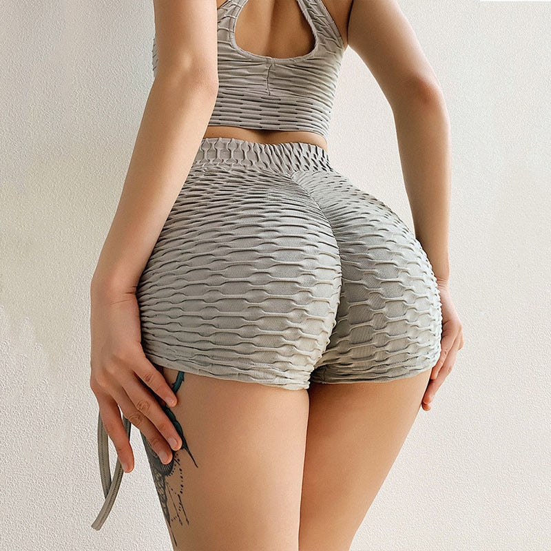 Butt Lifting Yoga Shorts (Available in 5 Colors)