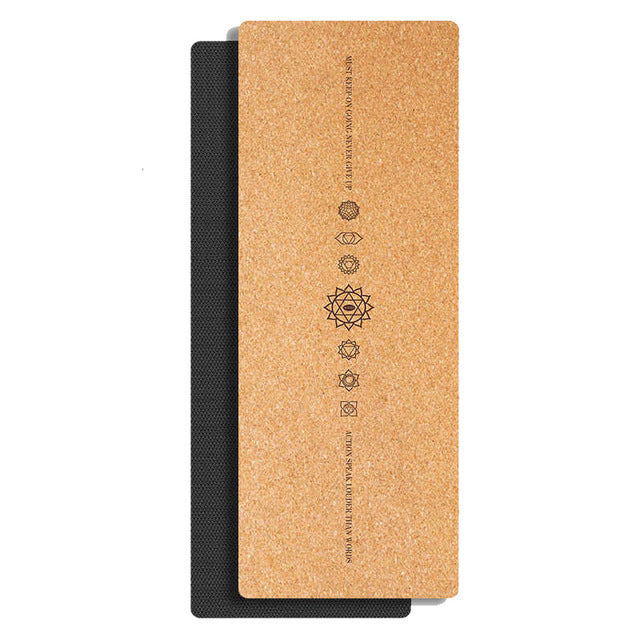 In Balance Cork Yoga Mat (4mm)