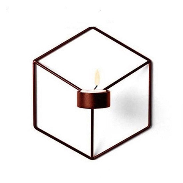 Wall Mounted Candle Holder