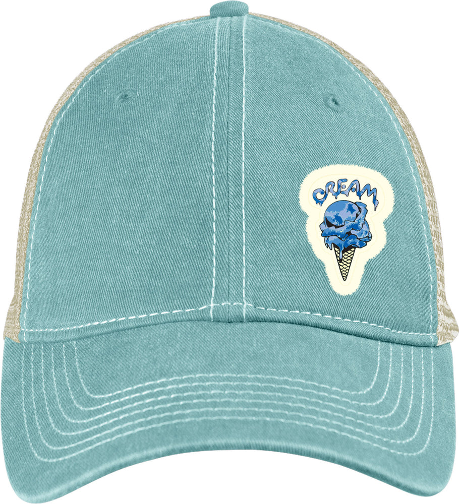 Load image into Gallery viewer, Cream Pastel Trucker