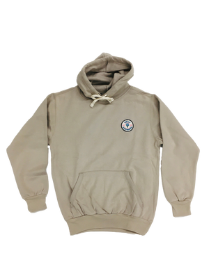 Load image into Gallery viewer, Vintage Cream Hoodie