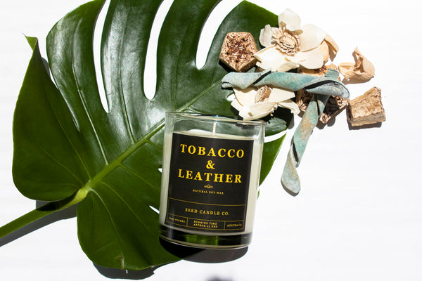 Tobacco & Leather