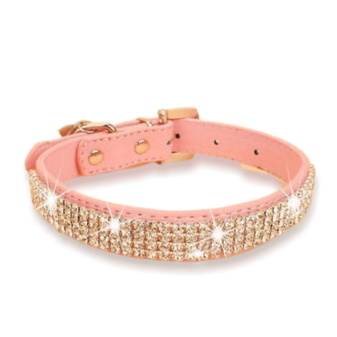 Bling Bling Diamond Luxury Pet Collar Pets