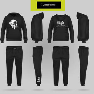 """ Fly High "" Jogger set"