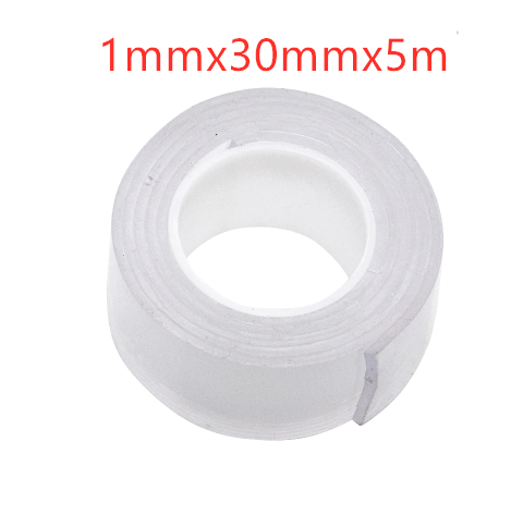 Nano Magic Tape - Reusable Double Sided Adhesive Traceless Tape