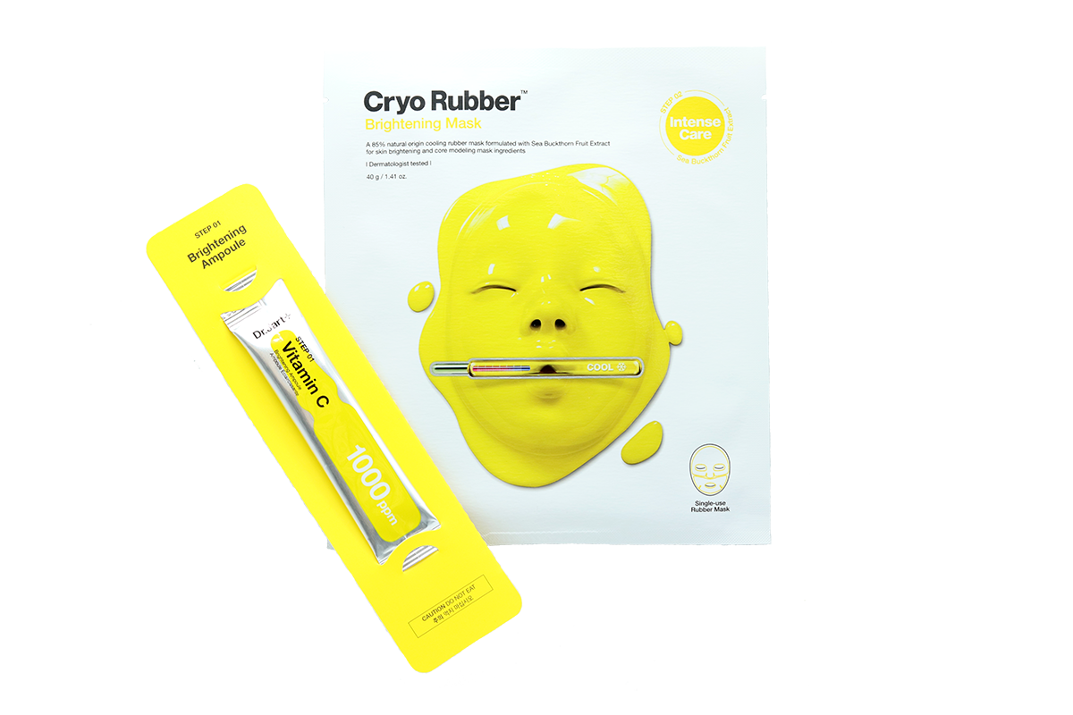 Dr Jart+ Cyro Rubber Mask with Brightening Vitamin C