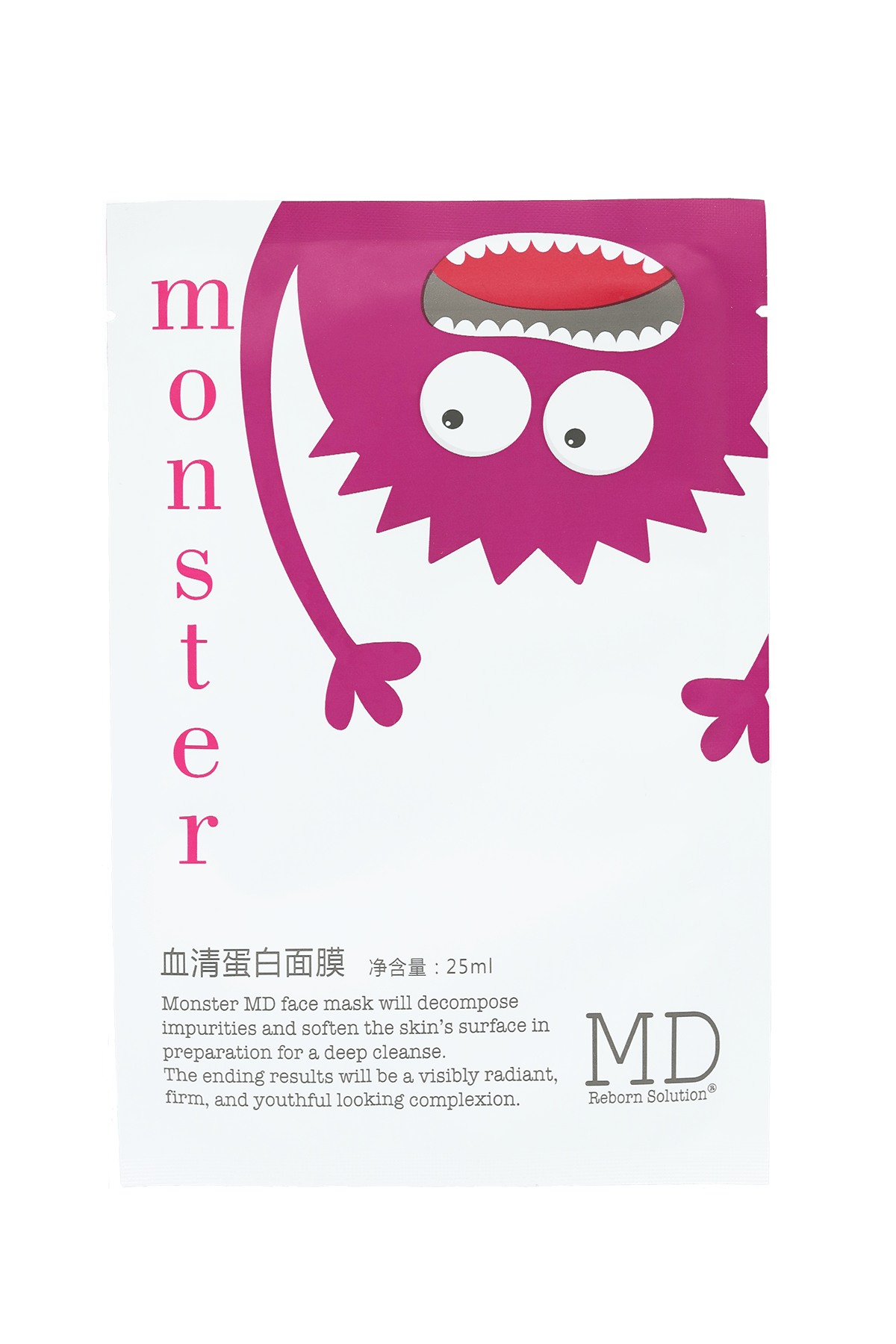 MD Reborn Solutions - MONSTER Mask