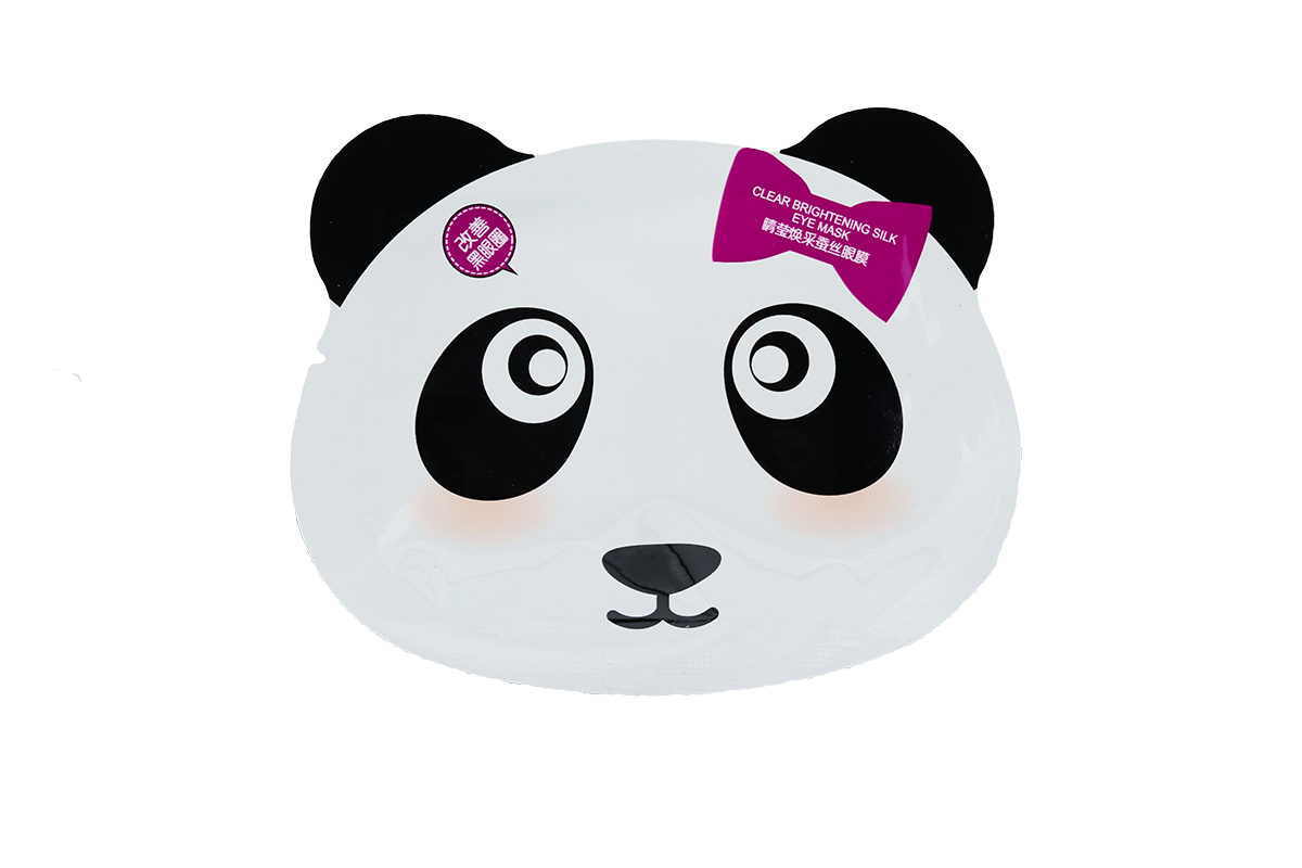 MENGKOU - Panda Silk Eye Mask