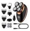 5 in 1 electric razor bald shaving LCD grooming kit iciCosmetic™