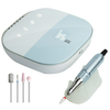 Professional Electric Nail Drill Smart and Light Touch Panel Nail File Drill Kit