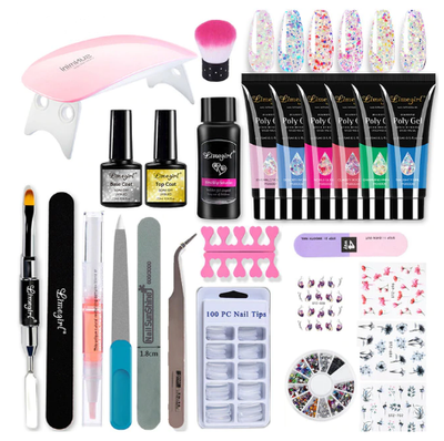 Manicure Poly Gel Kit iciCosmetic™