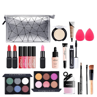 ALL IN ONE Full Professional Cosmetics Makeup kit iciCosmetic™