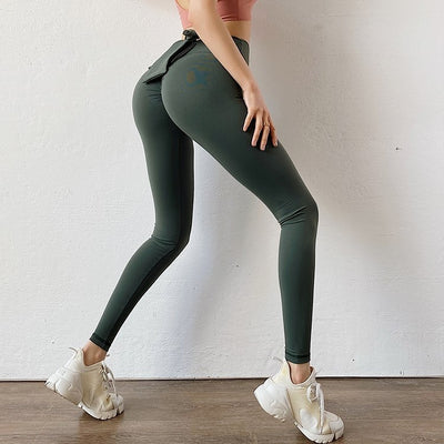 Stylish Casual Quick-Dry Yoga Legging iciCosmetic™