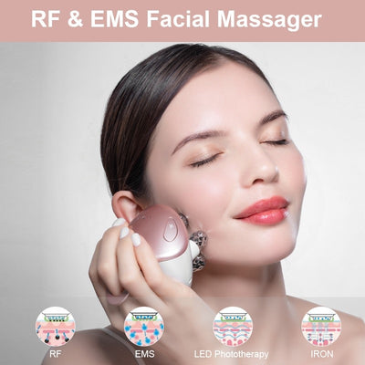 5 in 1 LED Facial Massager Therapy Mask iciCosmetic™