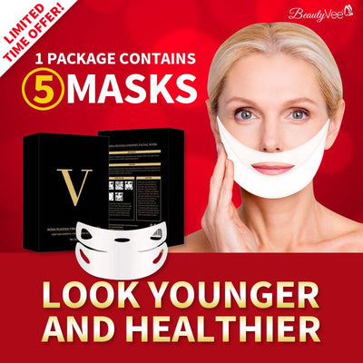 ICICOSMETIC™ LIFTING MASK (5 MASKS)