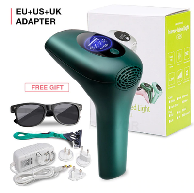 Laser Epilator IPL Photoepilator Hair Removal Kit IciCosmetic™