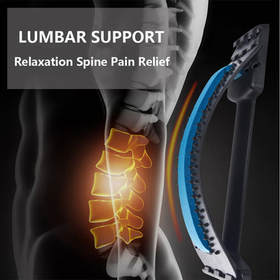 Lumbar Back Stretcher IciCosmetic™