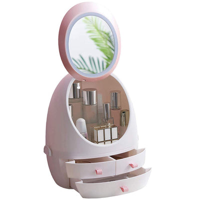 LED EGG MAKEUP ORGANIZER ICICOSMETIC™