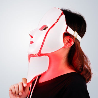 ICICOSMETIC™ - The Rosacea Phototherapy Mask