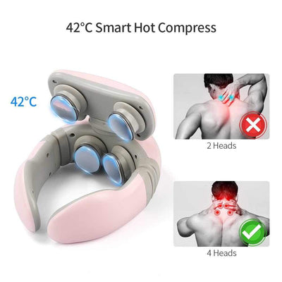 BNB™ INTELLIGENT MASSAGER - 4D SHOULDER AND NECK MASSAGER