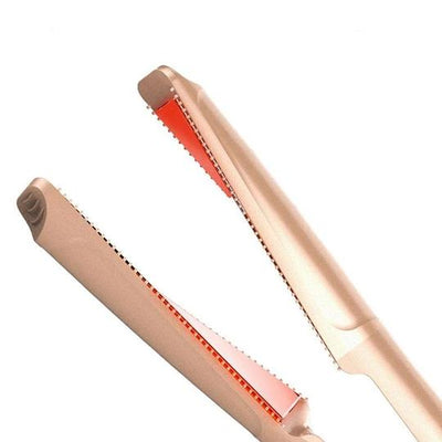 2 in 1 Hair Curler And Straightener ICICOSMETIC™