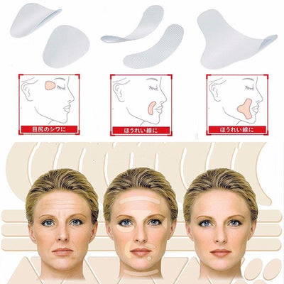 ULTRA THIN FACIAL LIFT PATCHES ICICOSMETIC™