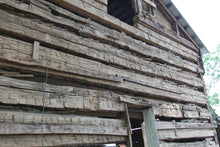 Load image into Gallery viewer, 25'x18' Oak & Chestnut Log Cabin (Late 1800s)