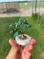Bonsai of Semi-Precious Stone