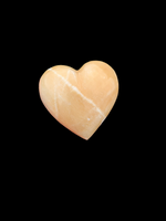 Natural Onyx Heart Stone
