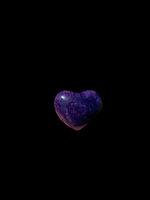 Colored Onyx Heart Stones