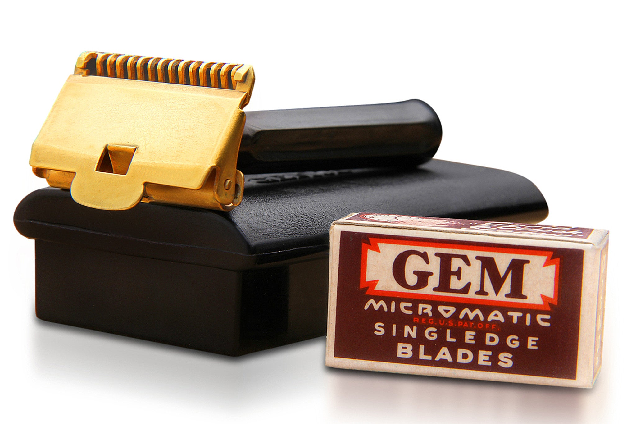 1940's Gem Junior Safety Razor