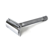 Classic Merkur Safety Razor with Long Handle