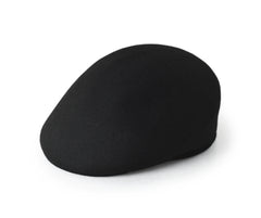 "Ascot Hat for Men^{""Color"":""Black""}"