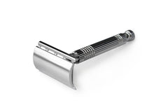 Deco Detail Safety Razor - Medium Length Handle