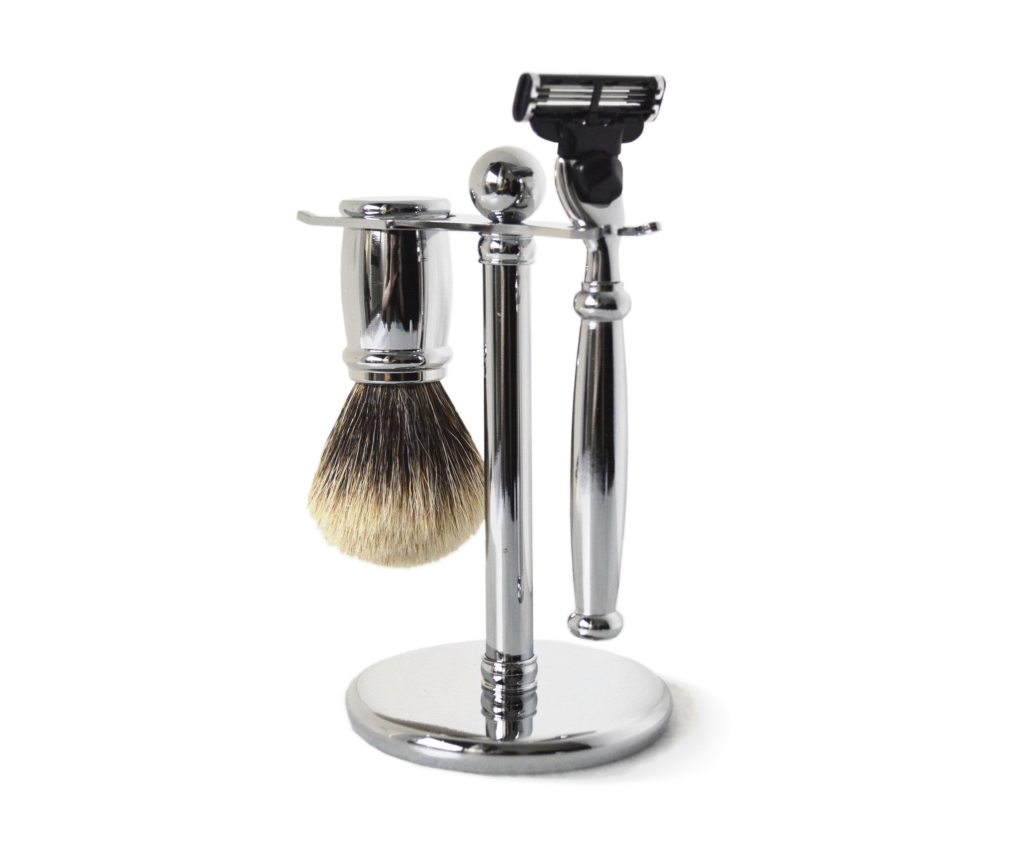 Uptown Modern Shaving Set for Men
