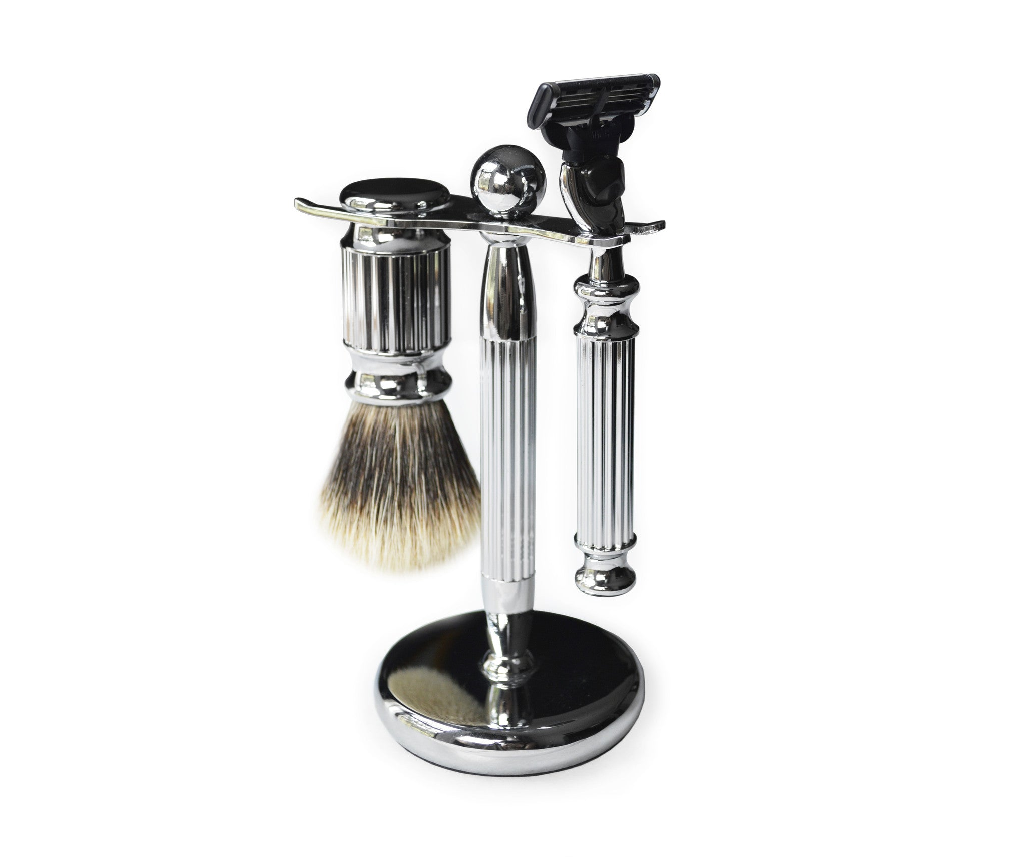 Van Alen Deco Shaving Set for Men