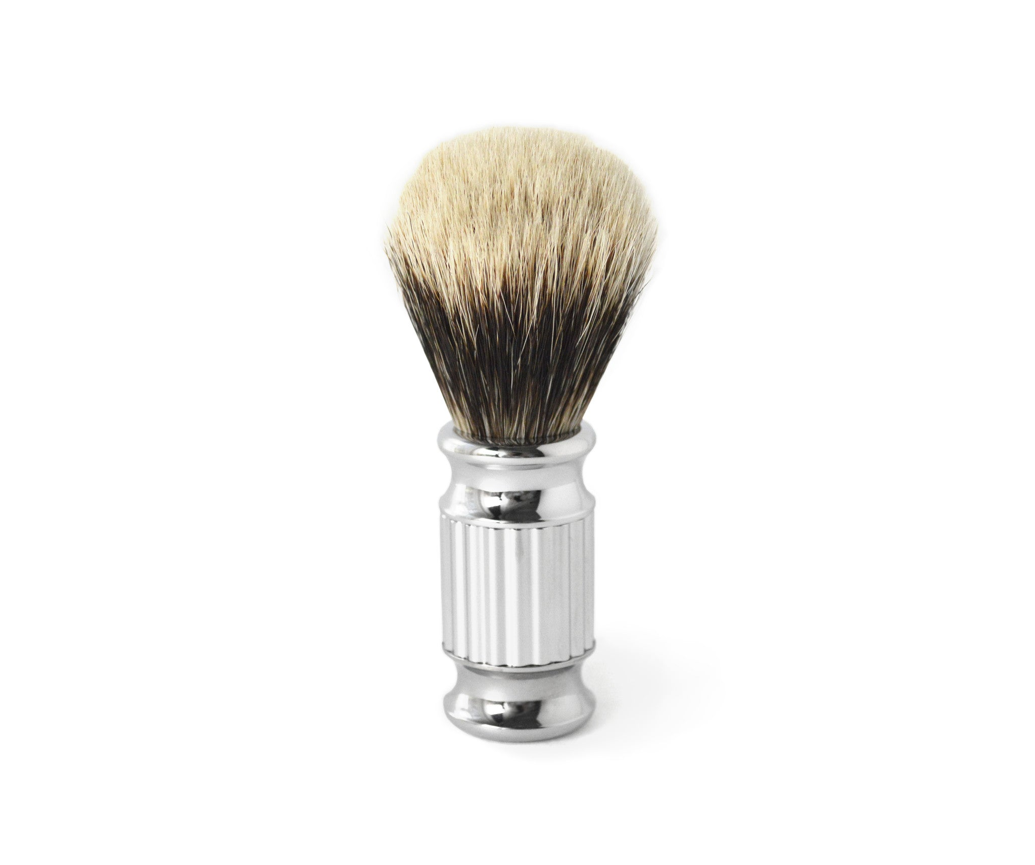 Van Alen Deco Shaving Brush for Men
