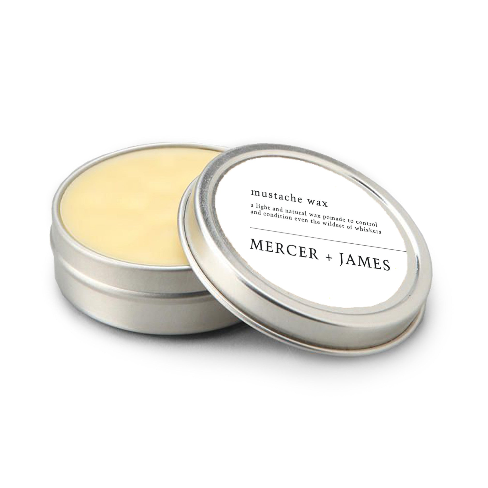 Mustache and Whisker Wax