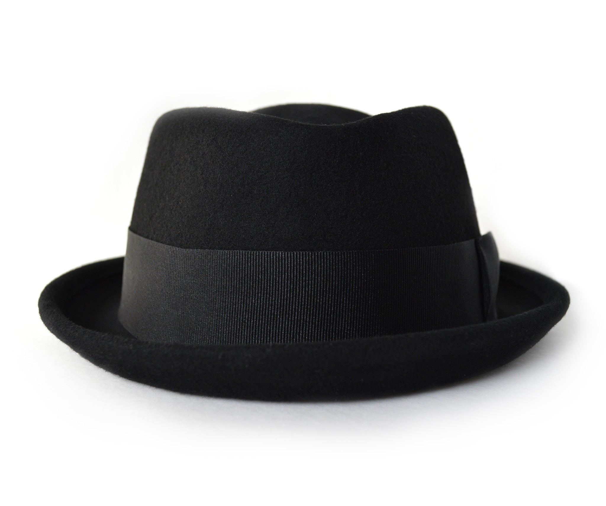 Fedora Hat Front View