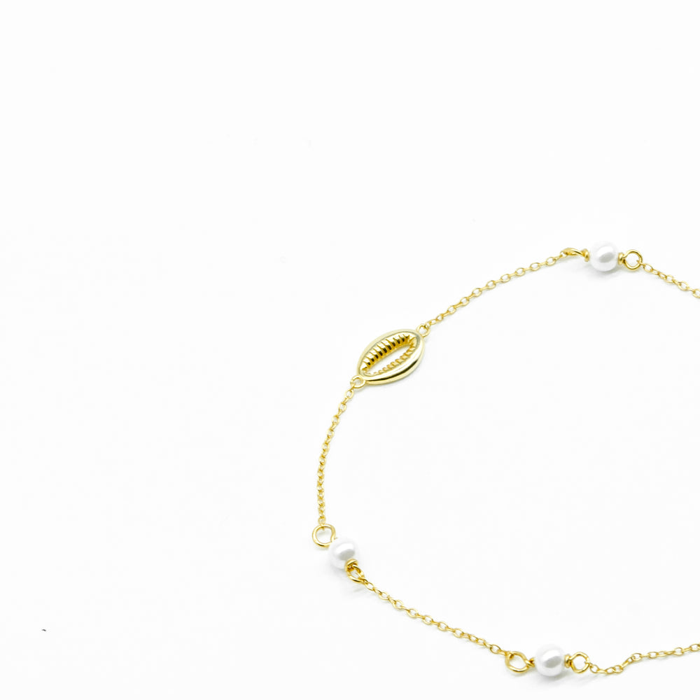 By The Sea Anklet