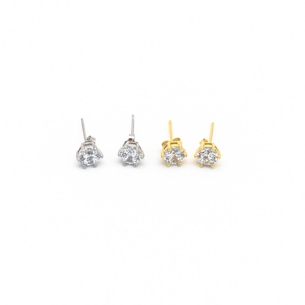 Ashley 5mm Studs
